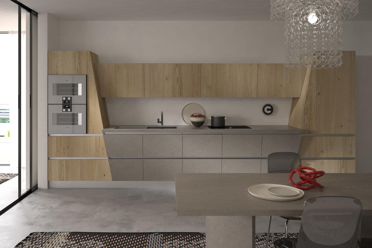 Cucine Moderne Diotti.Bassini Arredi Cucina Diamond